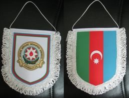 AC -  AZERBAIJAN STATE GUARD PENNANT - Gymnastics
