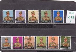 Brunei  -  Lote 11  Sellos Diferentes - 7/3934 - Brunei (1984-...)