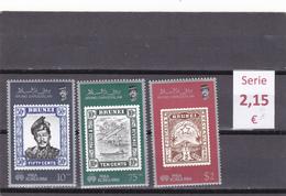 Brunei  -  Serie Completa Nueva**  - 7/3940 - Brunei (1984-...)
