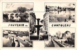 16-CONFOLENS-N°208-H/0101 - Confolens