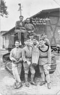 Armée Française BCC RCC  507  FT 17 TSF Char Blindé - Guerre, Militaire