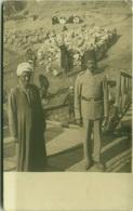 AFRICA ITALIANA - LIBYA - SOLDATO ASCARO - RPPC POSTCARD 1910s (BG3795) - Libya