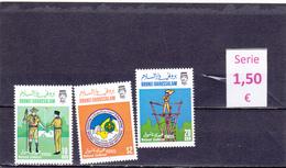 Brunei  -  Serie Completa Nueva**  - 7/3947 - Brunei (1984-...)