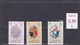Brunei  -  Serie Completa Nueva**  - 7/3952 - Brunei (1984-...)