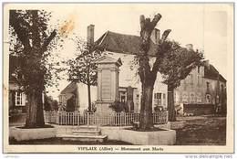 03 - VIPLAIX / MONUMENT AUX MORTS - France