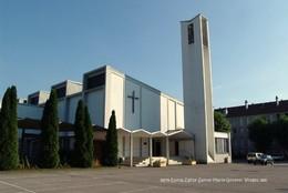 Epinal (88)- Eglise Sainte-Maria-Goretti (Edition à Tirage Limité) - Epinal