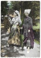 17 Coiffes Et Costumes D'Aunis De Saintonge Costumes De La Saintonge Et De L'Ile De Ré (2 Scans) - Ile De Ré