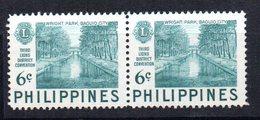 Pareja De Sellos Nº 408 Filipinas - Filipinas