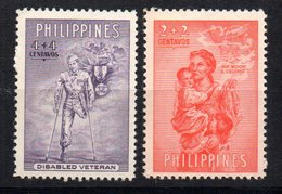 Serie Nº 374/5  Filipinas - Filipinas