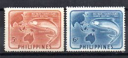 Serie Nº 403/4   Filipinas - Filipinas