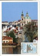 46266 Ceska Rep. Maximum  2003,  Praha Mala Strana,  Architecture, - Czech Republic