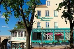 Poissy (78)- Hôtel L'Esturgeon (Edition à Tirage Limité) - Poissy