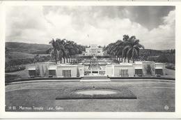CPSM Etats-Unis Marmon Temple Laie Oahu - Oahu