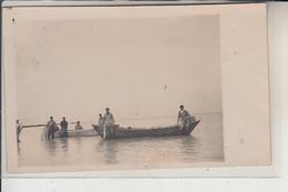 PECHE  -   Pêche   Avec DORIS -   ( Certainement Yport ) - Pesca