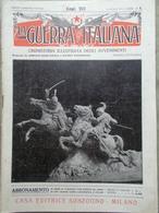 La Guerra Italiana 4 Luglio 1915 WW1 Calvi Rovereto Isonzo Giovani Esploratori - Guerra 1914-18