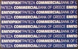 Telefonkarte Griechenland - 04/01 - Werbung - Bank - Greece