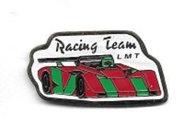 Pin's  Sport  Automobile  Rallye  RACING  TEAM  L . M . T - Rallye