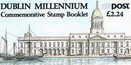 Irlande - Millénaire De Dublin C 645 (année 1988) ** - Libretti