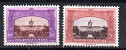 Serie Nº 444/5    Filipinas - Filipinas
