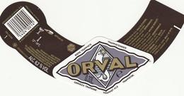Orval Trappist Alc 6,2% Vol - Cerveza