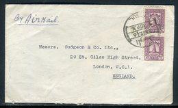 Iraq - Enveloppe De Mosul Pour Londres En 1946 - Prix Fixe - Réf JJ 192 - Iraq