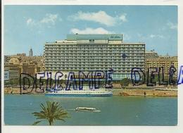 LE Caire. Hôtel Hilton Et Hôtel Flottant Isis. Photo & Copyright Reserved By Lehnert & Landrock - Egypte