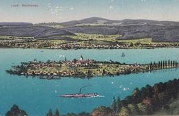 Insel REICHENAU - 1923, Transportspuren - Deutschland