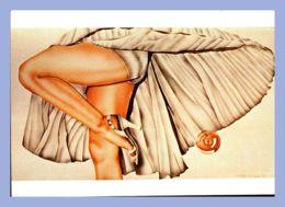 CPM Nugeron - Illustrateur - Clotilde Nadel - H353. Sweet Look - Illustrators & Photographers