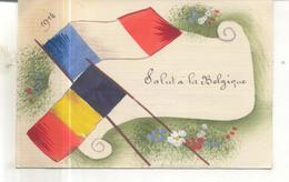 Salut à La Belgique - Patriotiques