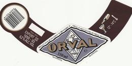 Orval Trappist Alc 6,2 % Vol Trappistol - Cerveza