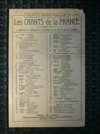 Partition: Cappeau De Roquemaure: Noël/ Les Chants De La France, L. Grus & Cie - Scores & Partitions
