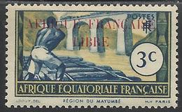 AFRIQUE EQUATORIALE FRANCAISE - AEF - A.E.F. - 1940 - YT 94** - A.E.F. (1936-1958)