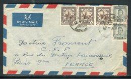 Iraq - Enveloppe De Baghdad Pour Paris En 1947- Prix Fixe - Réf JJ 200 - Iraq
