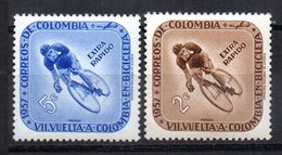 Serie Nº A-296/7 Colombia - Colombia