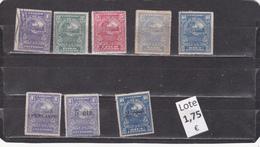 Honduras  -  Lote  8  Sellos Diferentes  -  7/3964 - Honduras