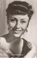 CATERINA VALENTE - Fotokarte, Lichtbildvertrieb Paula Weizmann - Schauspieler