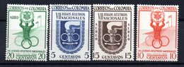 Serie Nº488/9 + A-256/7 Colombia - Colombia