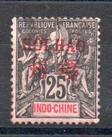 HOÏ-HAO - YT N° 9 - Neuf * - MH - Cote: 16,00 € - Unused Stamps
