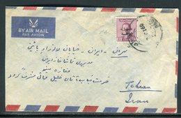Iraq - Enveloppe De Baghdad Pour Téhéran En 1960 - Prix Fixe - Réf JJ 206 - Iraq