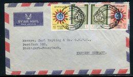 Iraq - Enveloppe De Baghdad Pour L 'Allemagne En 1962 - Prix Fixe - Réf JJ 207 - Iraq