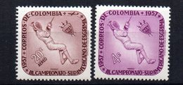 Serie Nº 546 + A-304 Colombia - Colombia