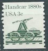 USA 1981 Handcar  3c MNH SC 1898 YV 1470 MI 1616 SG 1868 - Etats-Unis
