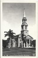 CPSM Etats-Unis Honolulu Central Union Church - Honolulu