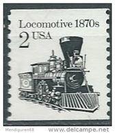USA 1986 Locomotive 2c MNH SC 2226 YV 1703 MI 1870 SG 2151 - Etats-Unis