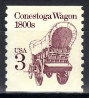 USA 1987 Conestoga Wagon 3c MNH SC 2252 YV 1806 MI 1971 SG 2152 - Etats-Unis