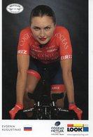 Cyclisme, Evgenia Augustinas, 2018 - Wielrennen