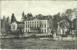 Baillonville -- Le Château. (2 Scans) - Somme-Leuze