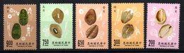 Serie Nº 1873/7  Formosa - Conchas