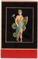 Femme /women / Vrouw  Pumpei  Minerva  Casa Dei Vettu - Femmes
