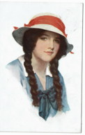 Femme /women / Vrouw A Vivian Mansell  N°1079 - Femmes